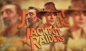 การผจญภัยครั้งยิ่งใหญ่ยังคงอยู่ในเกมสล็อต Jackpot Raiders ใหม่ของ Yggdrasil