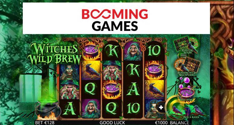 ทุกอย่างมันน่ากลัวในเกม Witches Wild Brew รุ่นใหม่ของ Booming