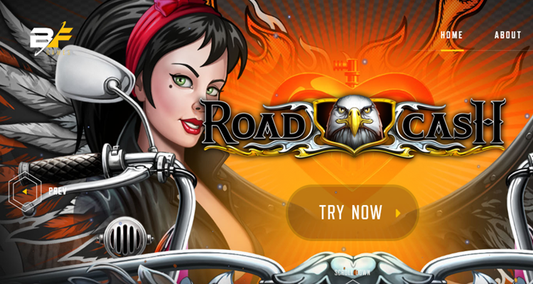 BF Games ประกาศเกมสล็อต Cash Road ใหม่
