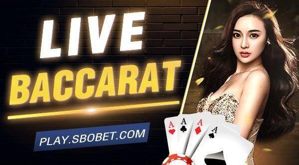 บาคาร่า สด Baccarat live