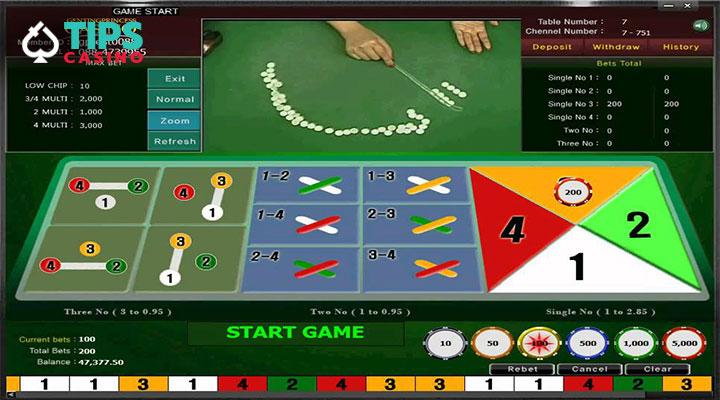 แนะนำวิธีการเล่นกำถั่วออนไลน์และกฎกติกา